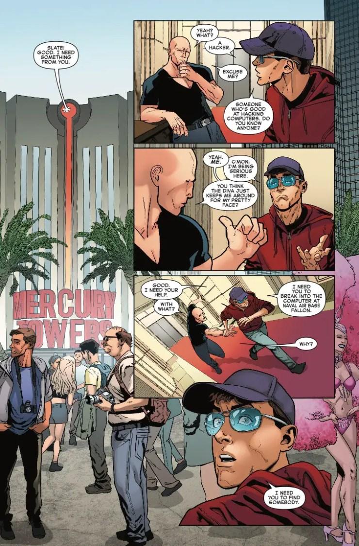 Marvel Preview: Ben Reilly: Scarlet Spider #20