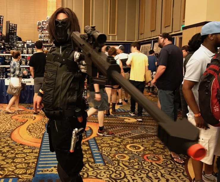 ComiCONN 2018: Cosplay - Connecticut-Style [Gallery]