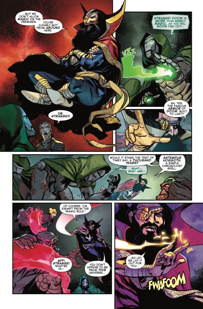 Marvel Two-in-One #7 Review
