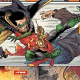 Batman's son Robin breaks a major rule that changes him forever in Teen Titans Special #1
