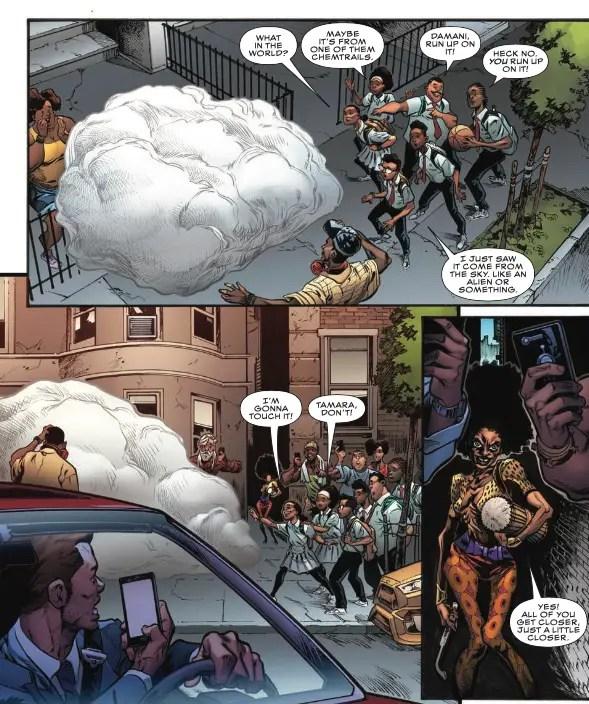 Wakanda Forever: Amazing Spider-Man #1 Review