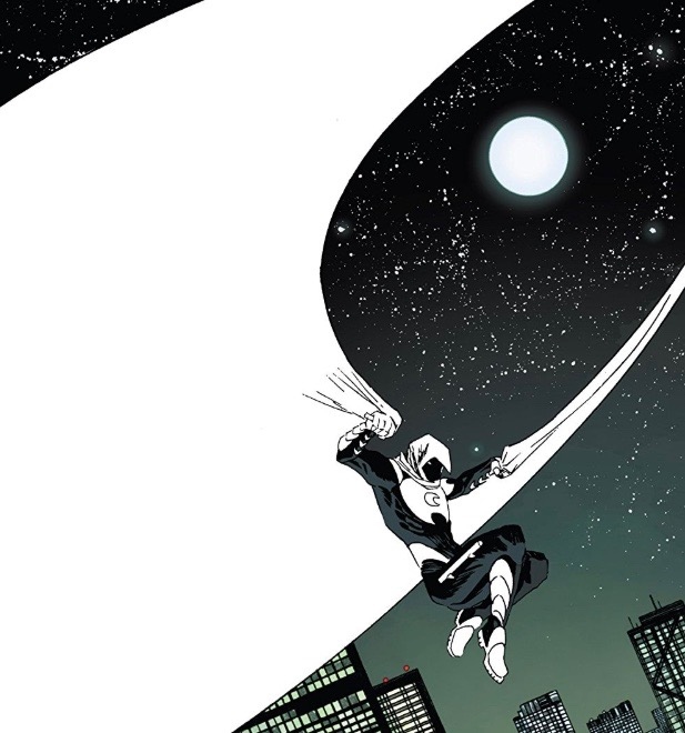 ComiCONN 2018: Avengers: Infinity War's Ross Marquand is a Moon Knight fan - and wants to play him in the MCU
