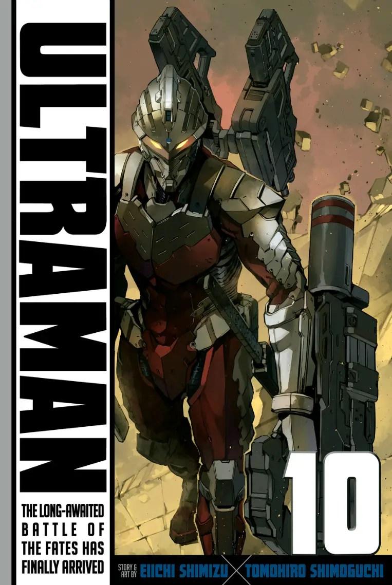 Ultraman Vol. 10 Review