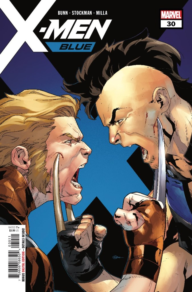 Marvel Preview: X-Men Blue #30