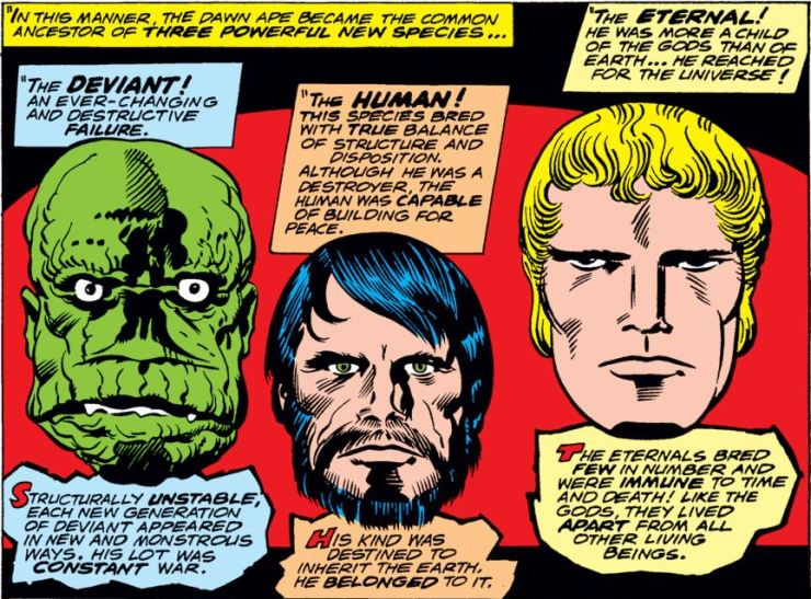 If not a species, are Marvel's mutants a race?