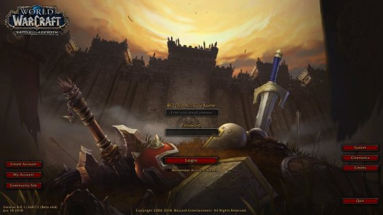 The Battle For Azeroth is almost upon us.