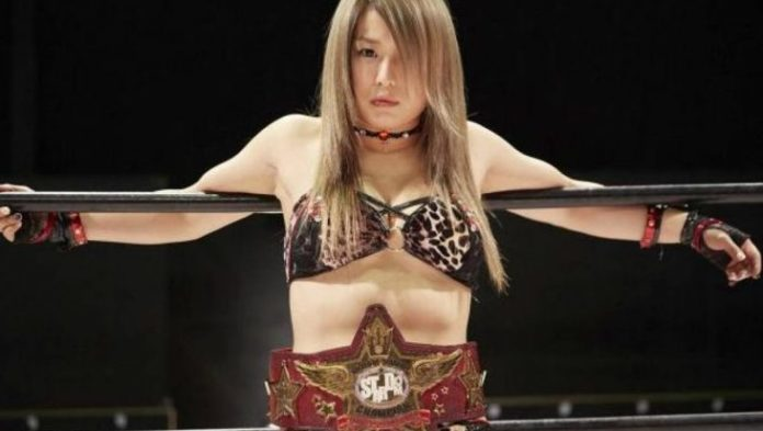 Io Shirai has officially signed with WWE -- here's what it means for NXT