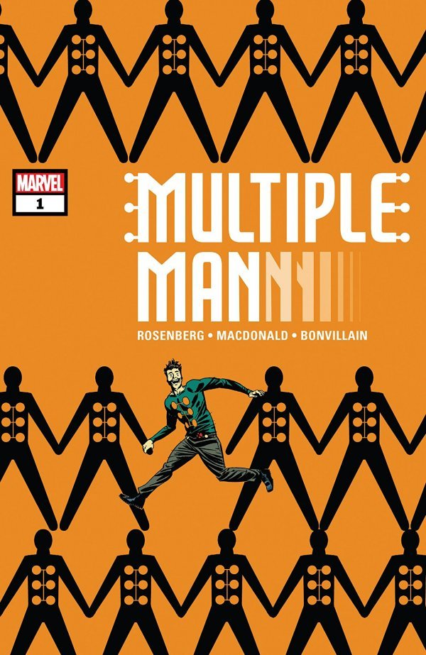 Multiple Man # 1 Review: Many happy returns?