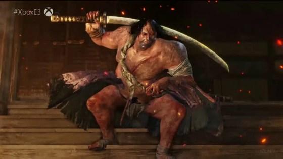 Seikro: Shadows Die Twice announced for Xbox One at E3
