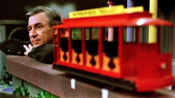 Fred Rogers had a one of a kind vision that made him an icon.