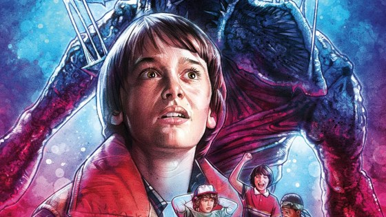 Netflix and Dark Horse Comics partner to make 'Stranger Things' comics and YA graphic novels