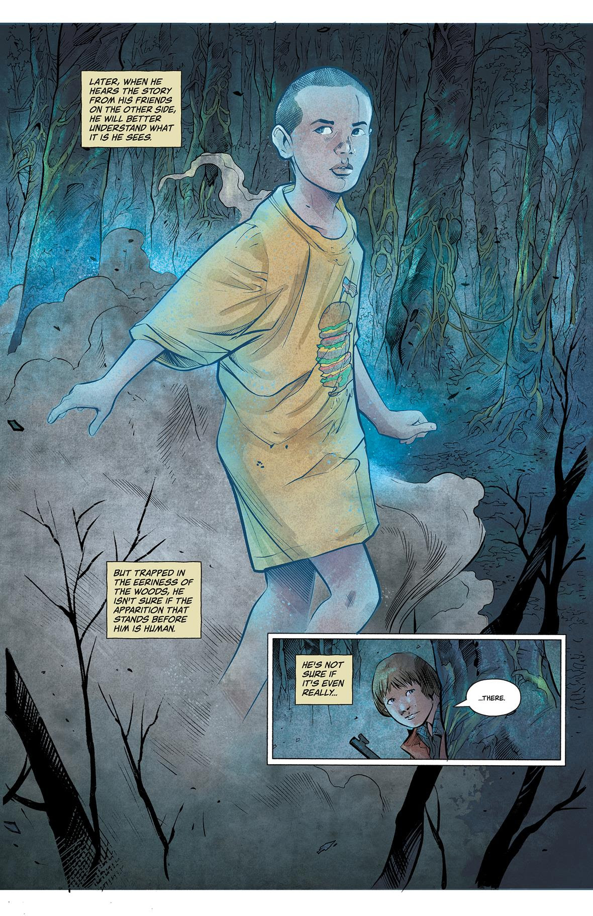 Stranger Things #1 advance review: Like a good campfire story you won't want to end