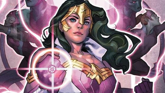 Wonder Woman Annual #2 Review