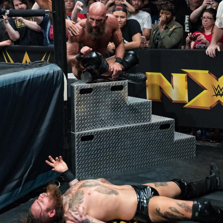 WWE NXT recap/review: July 25, 2018