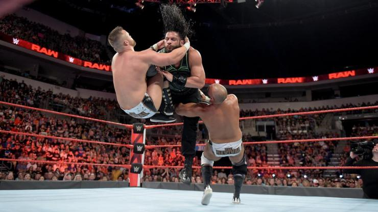 WWE Raw has been engaging, fun and can't-miss as of late. What's changed?
