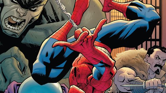 Marvel Preview: Amazing Spider-Man (2018) #1