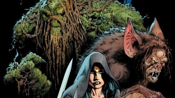 Trevor and Eric share their favorite covers from the week's new comics.