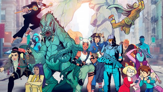 comiXology unveiled a slew of exclusive comics at SDCC, featuring work by Mike Norton, Tim Seeley and more.