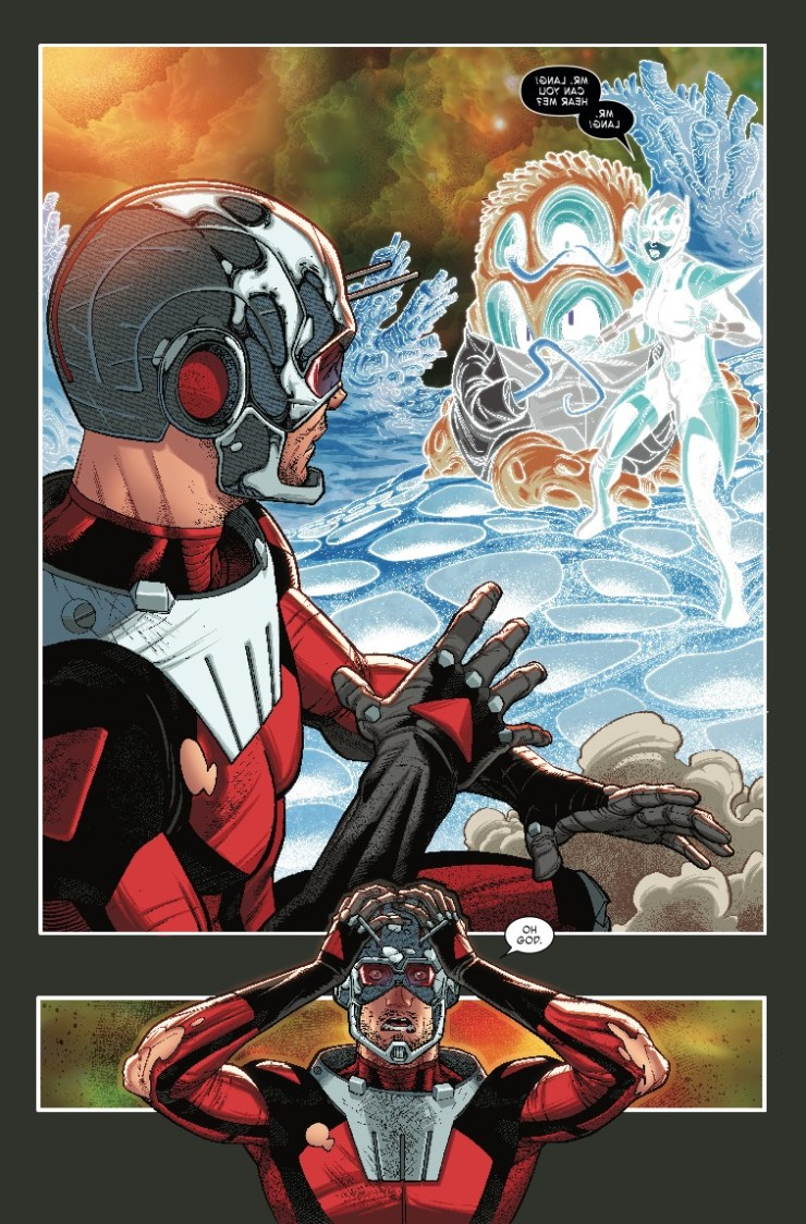 Ant-Man and the Wasp #4 Review