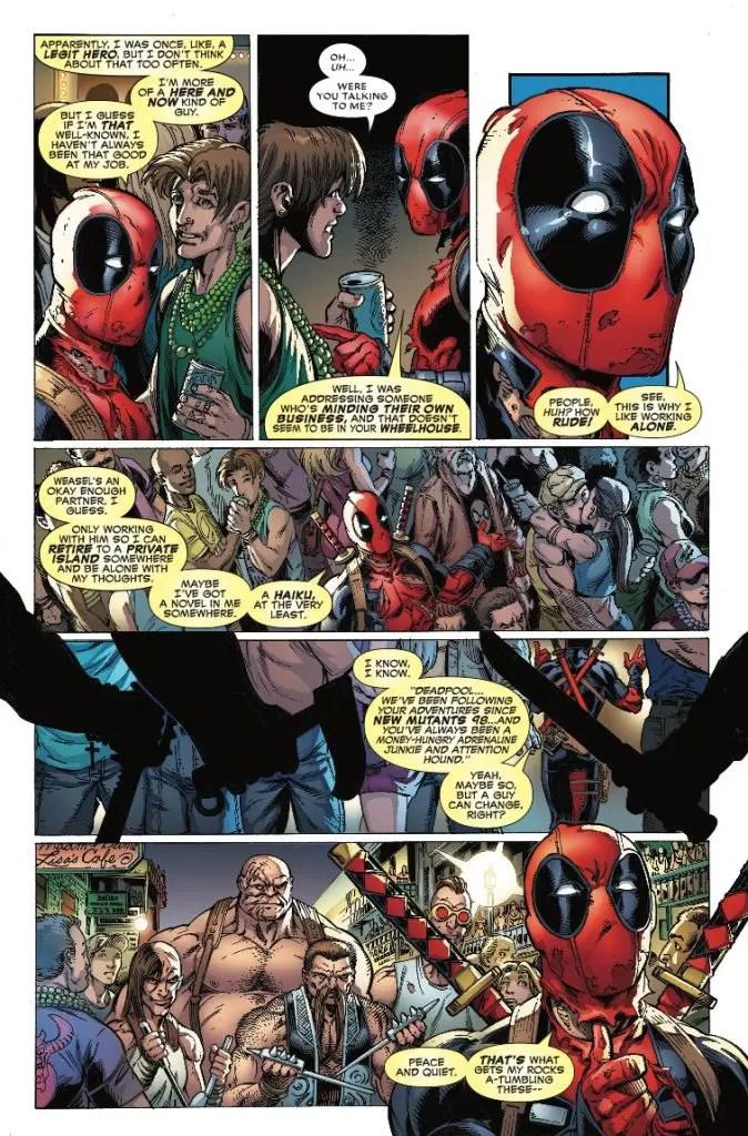 Marvel Preview: Deadpool: Assassin #3