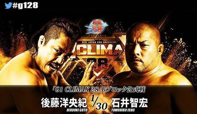 NJPW G1 Climax 2018 Weekly roundup week 2