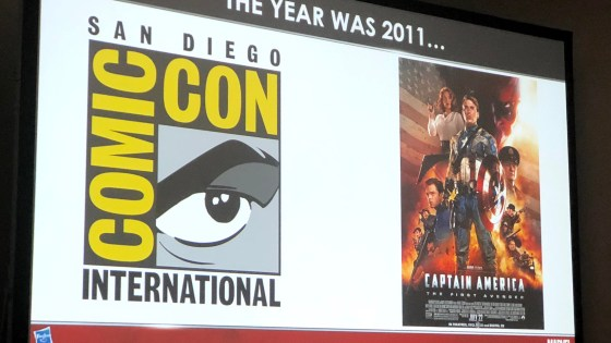 Everything we learned and saw at the Marvel Hasbro panel at SDCC 2018.