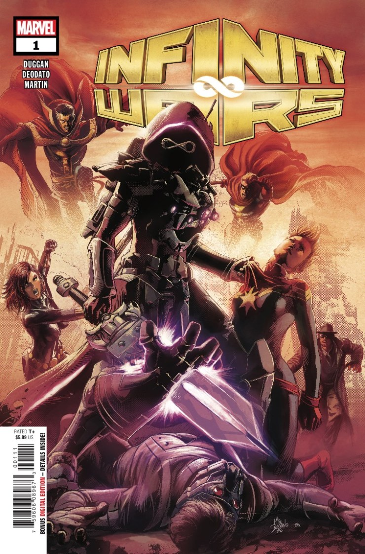 Marvel Preview: Infinity Wars (2018) #1