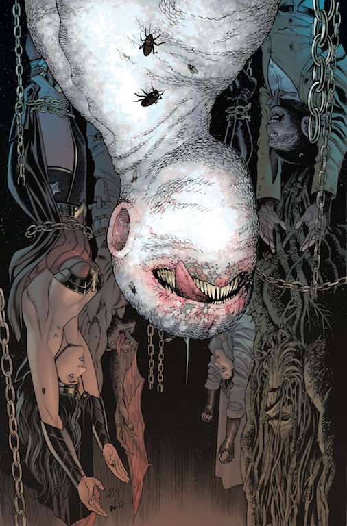 Going to the scariest places in the DC Universe: James Tynion talks 'Justice League Dark'