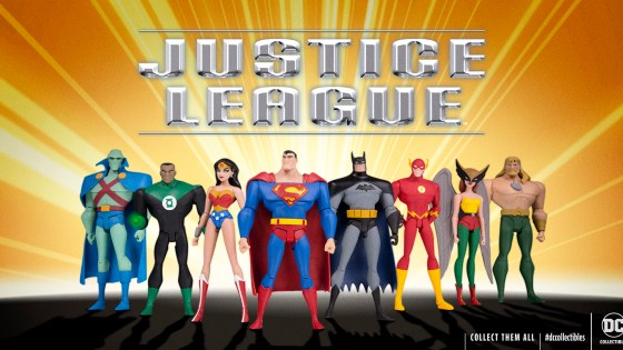 DC Collectibles is going all out, with lots of new action figures and statues to buy at SDCC.