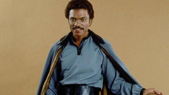 Billy Dee Williams will reprise role as Lando Calrissian in 'Star Wars: Episode IX'
