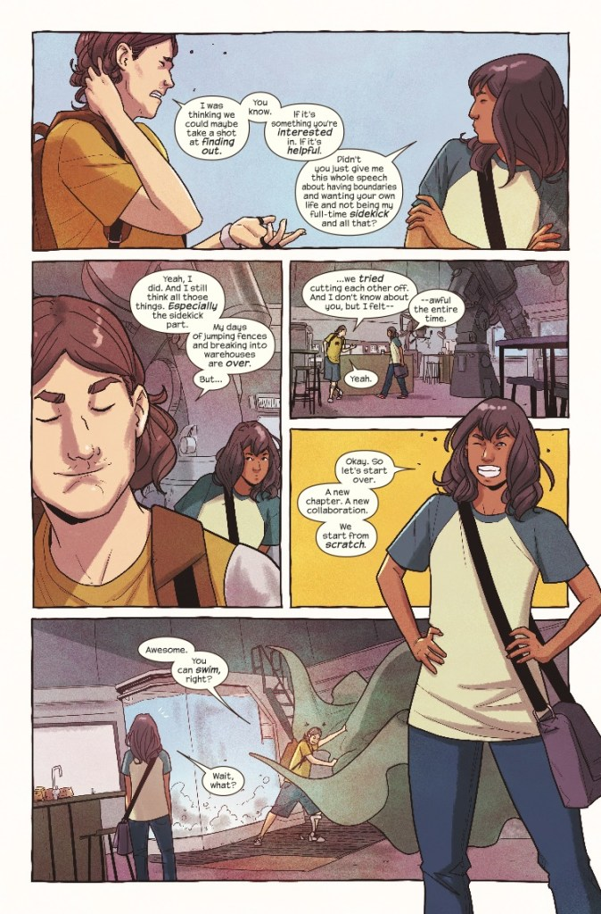 Marvel Preview: Ms. Marvel #32