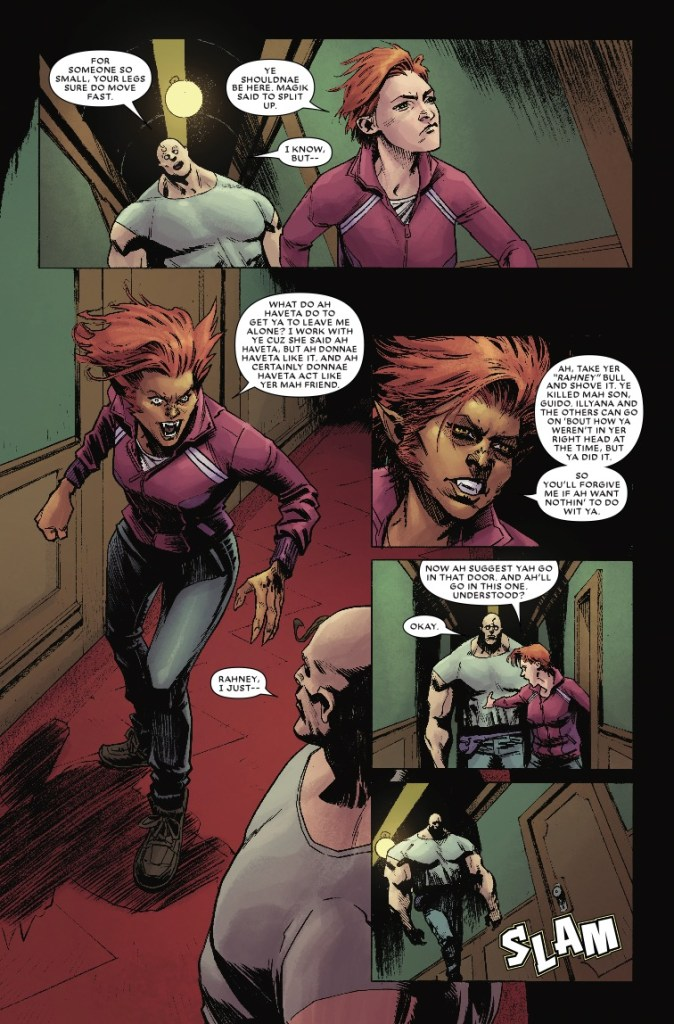 Marvel Preview: The New Mutants: Dead Souls #5