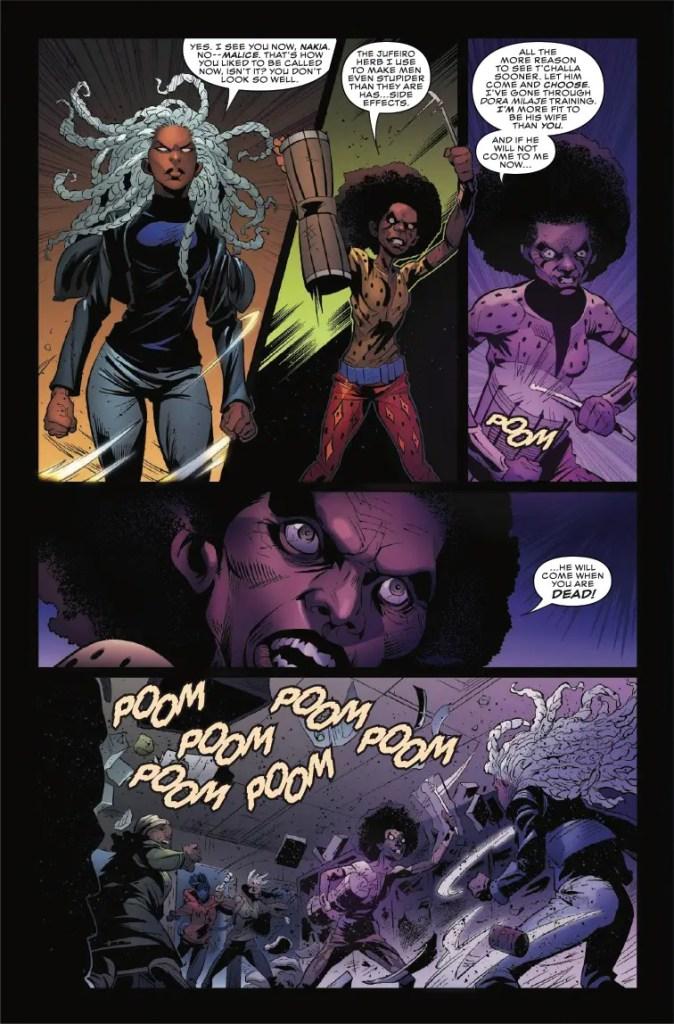 X-Men: Wakanda Forever #1 Review