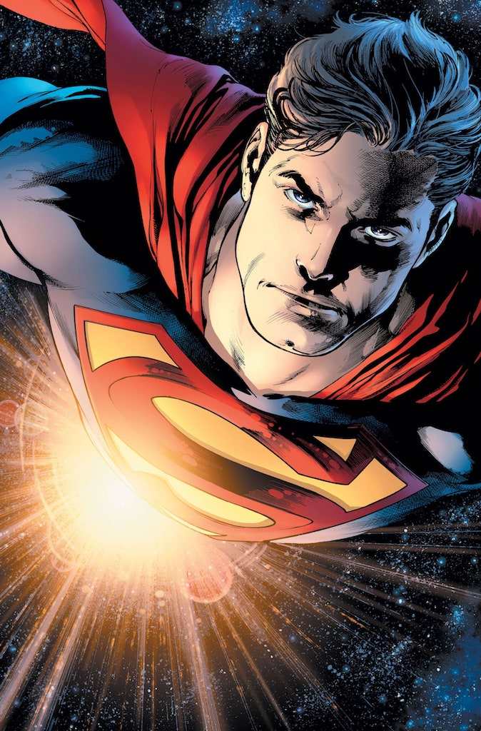 """Brian Michael Bendis discusses Superman, """"fake news,"""" bringing something new to the DCU, and more"""