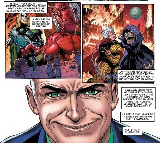 Justice League #5 Review