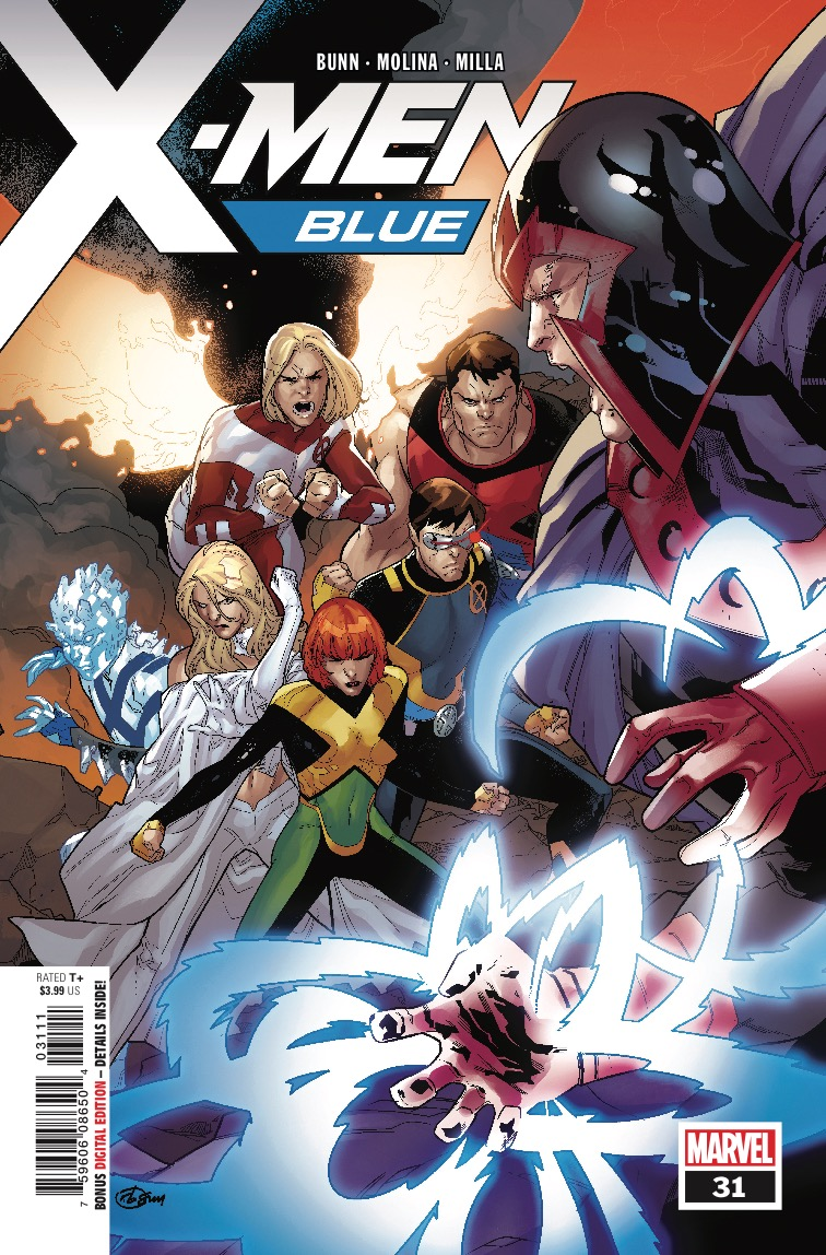 X-Men Blue #31 review
