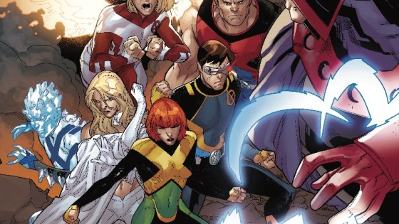 X-Men Blue #31 review