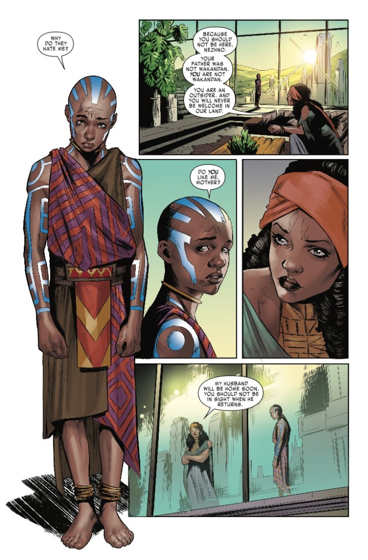 Marvel Preview: X-Men Red #6