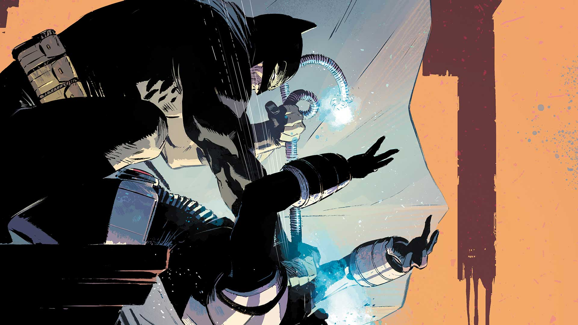 Batman #51 review: These may be 'Cold Days' but Batman's post-wedding blues burn with rage
