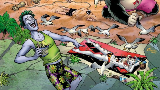 DC's Beach Blanket Bad Guys Summer Special #1 review: Hot fun in the summertime