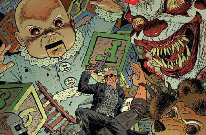 Dollman Kills the Full Moon Universe #1 review
