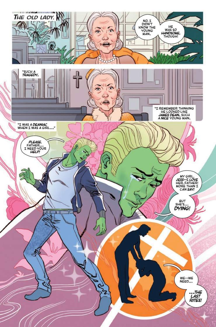 Reality Check:  'Immortal Hulk' #3's Rashomon effect