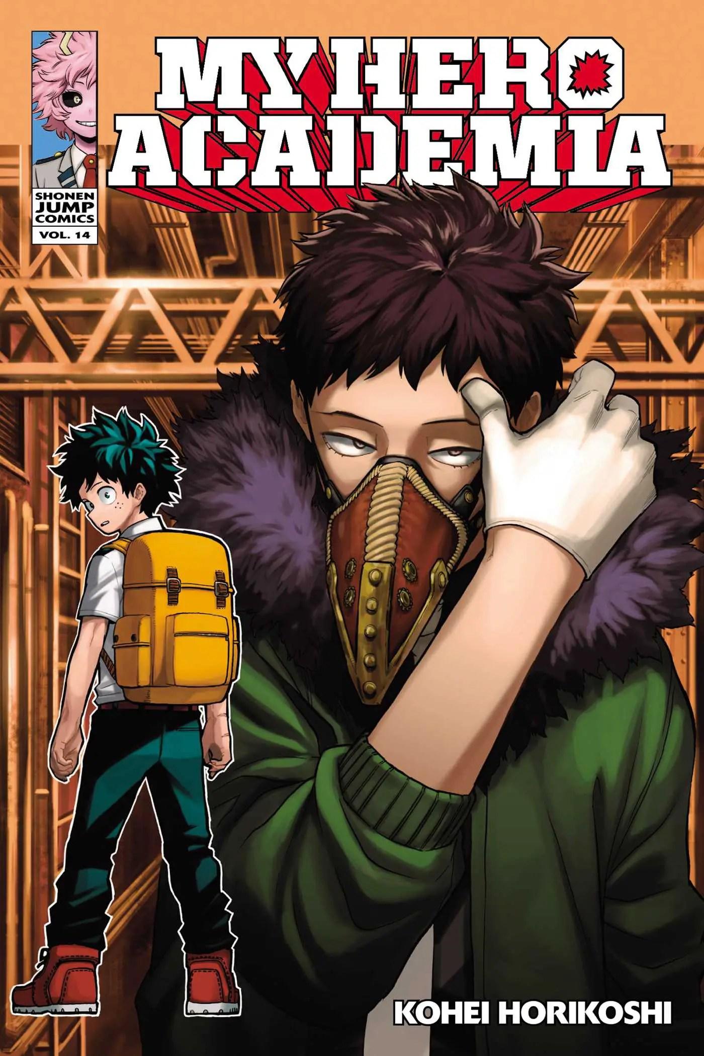 My Hero Academia Vol. 14 Review