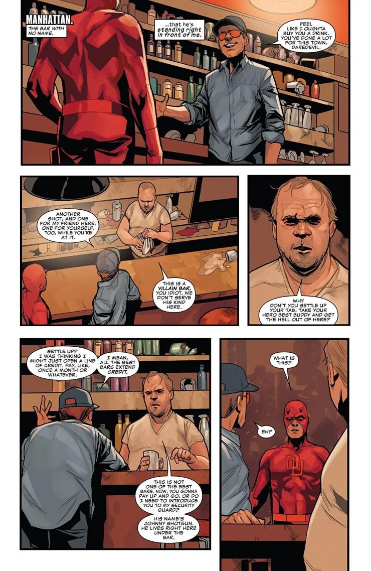 Daredevil #607 Review