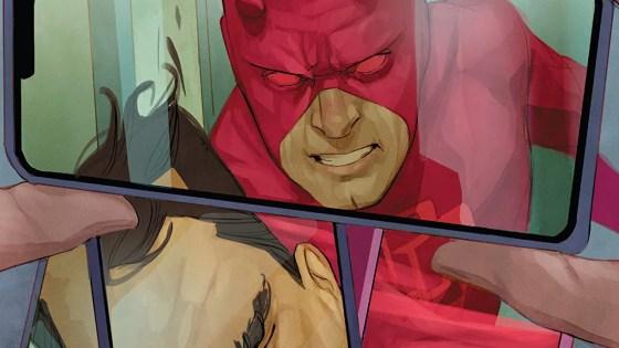 Daredevil #606 Review