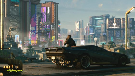 Cyberpunk 2077's gameplay reveal is live