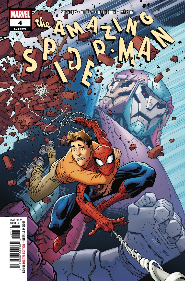 Amazing Spider-Man #4 Review