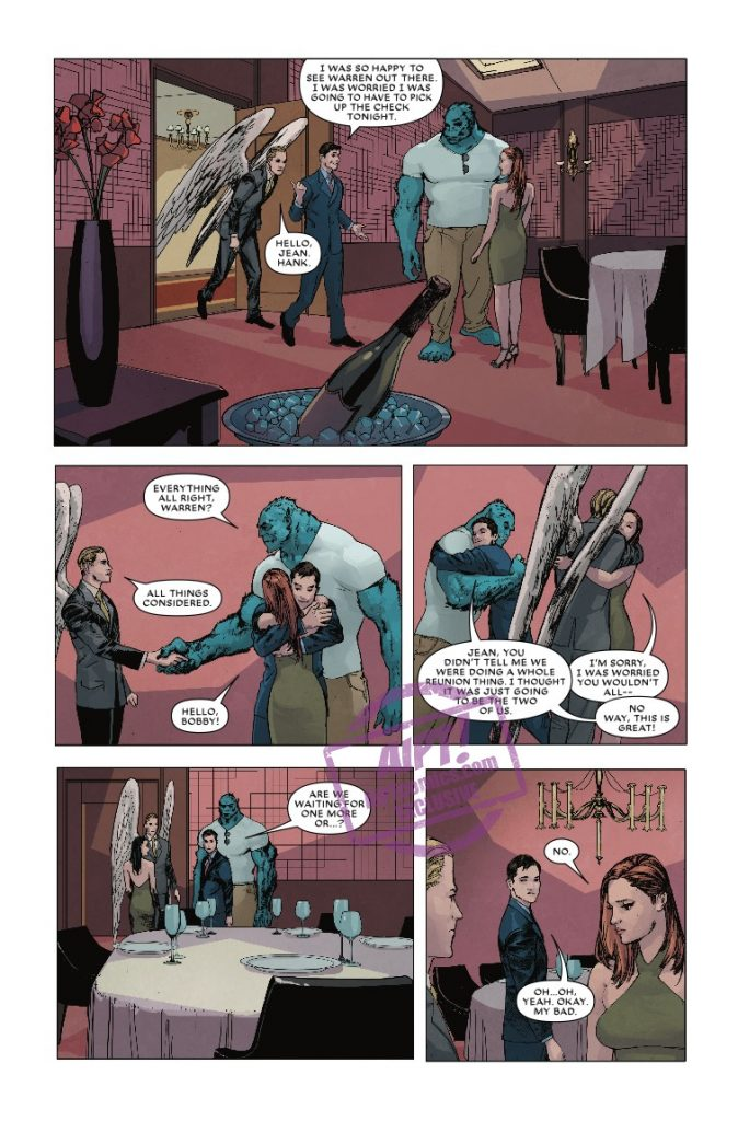[EXCLUSIVE] Marvel Preview: Astonishing X-Men Annual #1