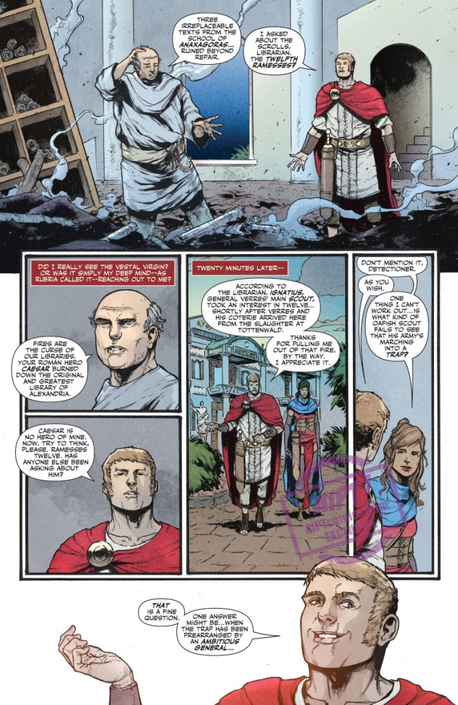 [EXCLUSIVE] Valiant Preview: Britannia: Lost Eagles of Rome #3