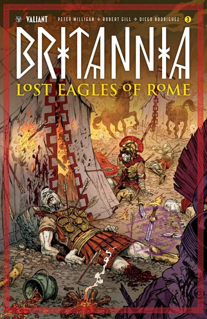 [EXCLUSIVE] Valiant Preview: Britannia: Lost Eagles of Rome #3
